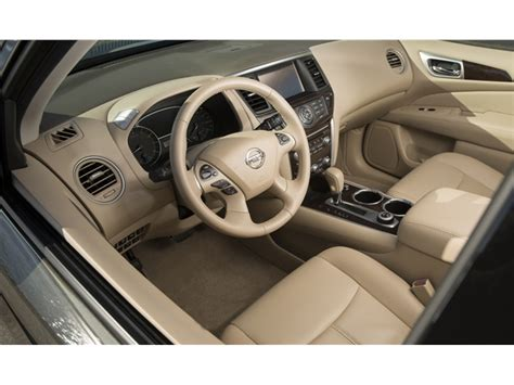 nissan pathfinder 2016 interior 2016 nissan pathfinder prices reviews and pictures u s