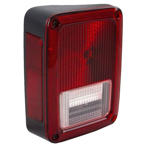 jeep wrangler tail light lens cover jeep wrangler tail light assemblies at monster auto parts