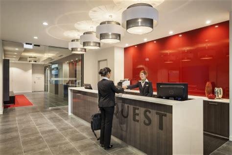 Quest On Franklin Reception Reception Desk Adelaide
