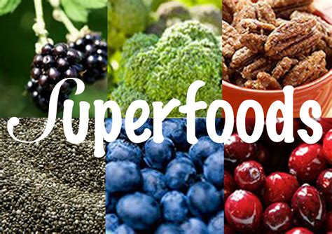 top ten superfoods for healthy living books what is a superfood on target living