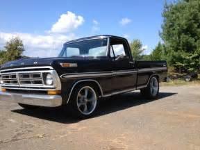 1972 Ford F100 Buy New 1972 Ford F100 Ranger 393 Stroker