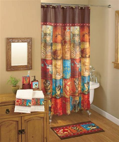 cowboy shower curtains western shower curtains shower curtains 28 images