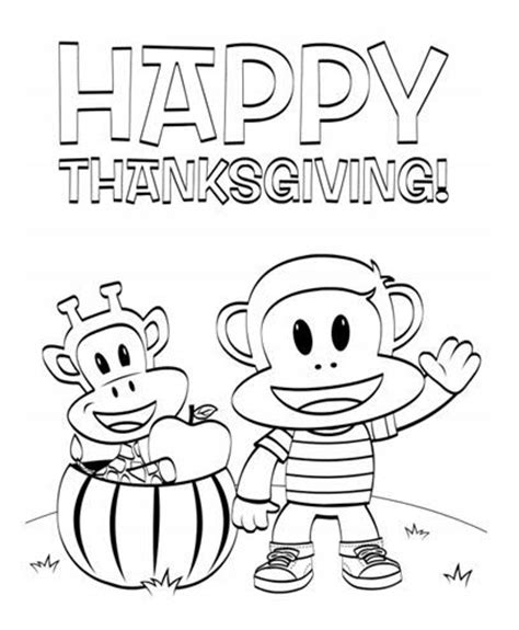 Thanksgiving Coloring Pages Nick Jr | get ready for thanksgiving with this julius jr coloring