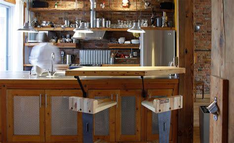 kitchen island montreal dominique anne marie industrial kitchen montreal