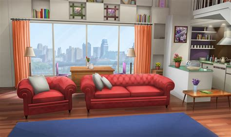 living room background anime living room background www pixshark com images