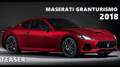 Newest Maserati by 2018 Maserati Granturismo Preview