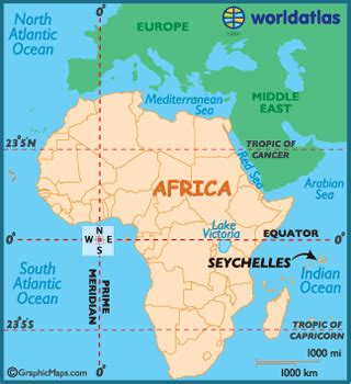 where is seychelles on world map seychelles map geography of seychelles map of