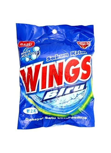 B5 So Klin Softergent 1 8kg wing s sabun biru w 2k bag 1850g klikindomaret