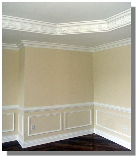 Dining Room Molding Dining Room With Molding Future Projects Pinterest