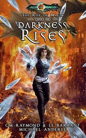 reborn age of magic a kurtherian gambit series the rise of magic volume 8 books darkness rises age of magic a kurtherian gambit series