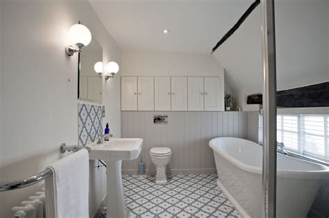 Family Bathroom Design Ideas by Traditional Family Bathroom In A Grade Ii Listed Cottage