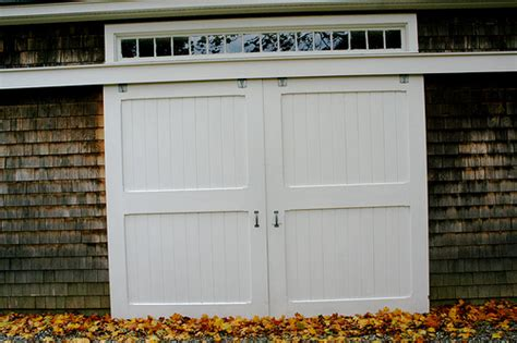 Sliding Barn Doors For Garage Sliding Barn Door Garage Doors Networx