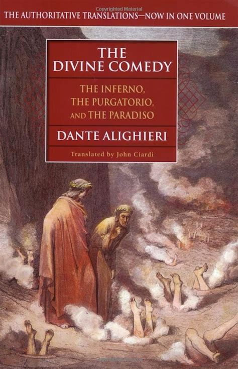 the comedy the inferno the purgatorio and the paradiso the comedy by dante alighieri it s just me