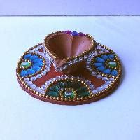 Handmade Decorative Diyas - handmade decorative diya manufacturers suppliers