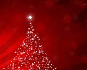 glowing christmas tree wallpaper holiday wallpapers 2003