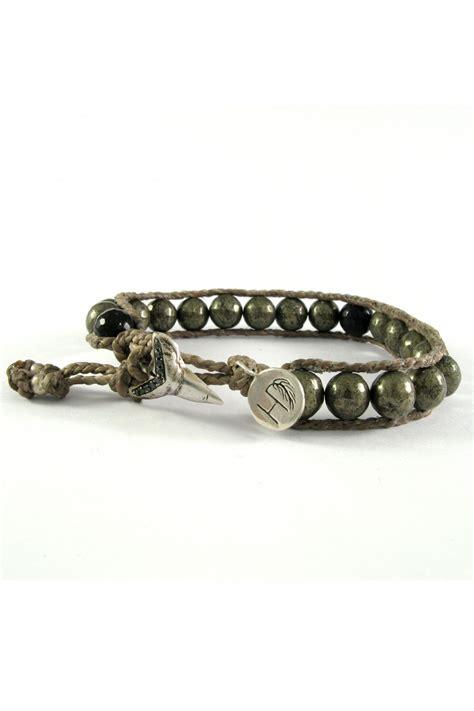 buddha bracelet hippie dreamers buddha bracelet in gray lyst