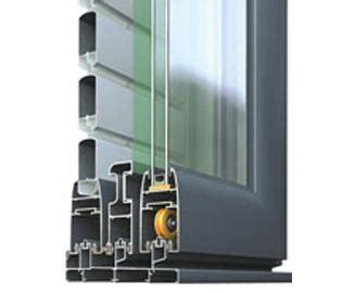 non porte e finestre porte e finestre scorrevoli non isolate termicamente m12000