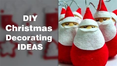 christmas decorations ideas to make at home diy christmas decorations ideas home made christmas
