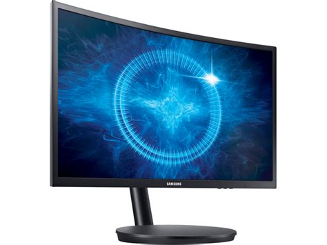 Monitor Curve Samsung 24 quot cfg70 curved gaming monitor