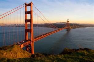 what color is the golden gate bridge golden gate bridge san francisco usa found the world
