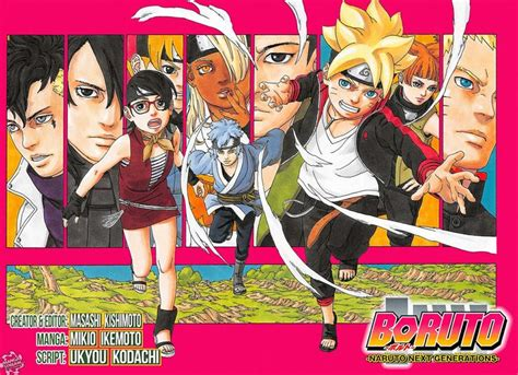Boruto Quiz Answers | boruto director answers one of the biggest questions