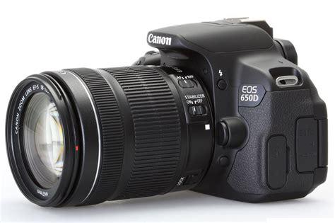 Kamera Canon Eos 650d Malaysia by Buy New Canon Eos 650d Digital Slr Black