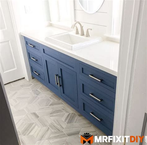 diy  bathroom vanity cabinet  downloadable plans