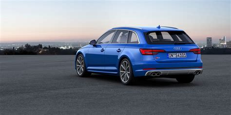 Audi S4 Years by 2017 Audi S4 Avant Launches In Europe Australian Launch