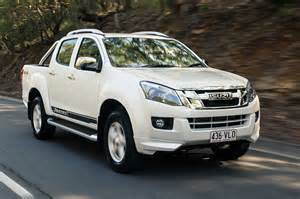 Isuzu Dmax Sale Isuzu D Max X Runner Special Returns For 2015 Sale