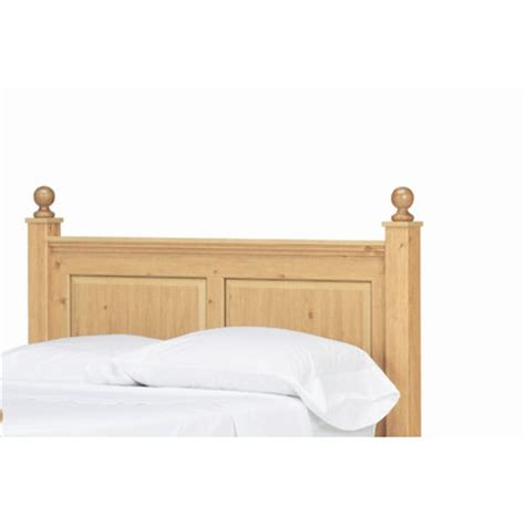 headboards full size buy atlee sleigh headboard size full queen finish pine