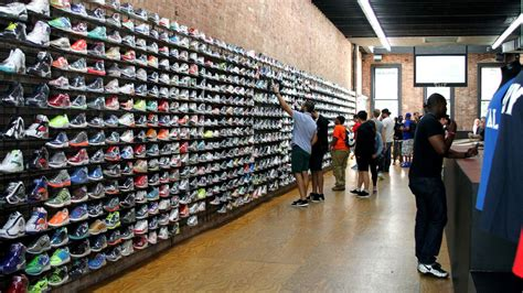 athletic shoe stores nyc footwear news lists the 10 best sneaker shops sole collector
