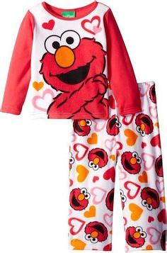 Piyama Elmo Smile i want this doll both elmo feat baby david from sesame