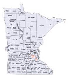 marshall county color code minnesota county map