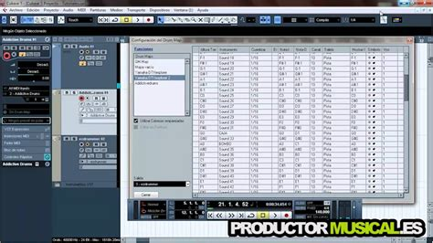 tutorial drum map cubase tutorial drum map en cubase conecta tu bater 237 a