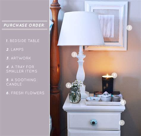 styling a table how to style your bedside table