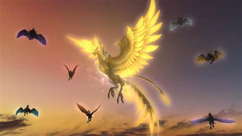 ffxiv heavensward pax east 2015 flying mounts youtube ffxiv mounts flying astrope ffxiv mounts flying mounts