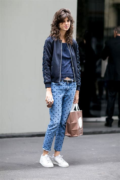 jeans in style for 2016 how to wear cropped jeans street style from new york