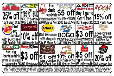 Gift Card Discounted - discount cards their benefits for your organization easy fundraising cards