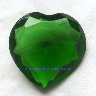Octagon Green Topas Green Tektite Jp258 Jual Batu Permata Hobi Permata