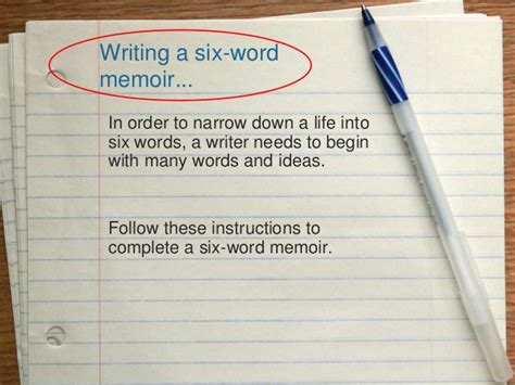 fast draft your memoir write your story in 45 hours books six word memoirs