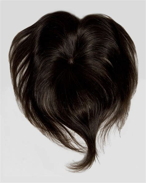 human hair wiglets for thinning hair wp307s fringe line human hair wiglet by wig pro
