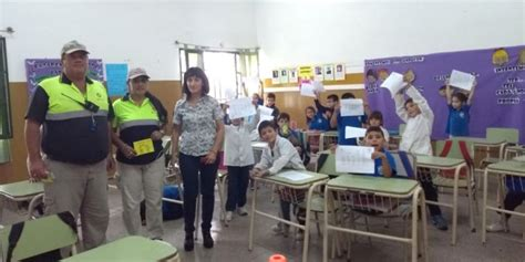 liliana cravero facebook charla de seguridad vial en la escuela claudio c 233 sar