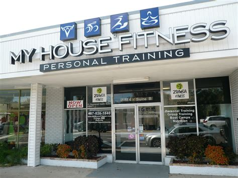 house of fitness my house fitness opens first personal training studio franchise in orlando neighborhood