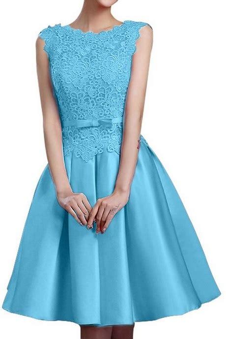 Blaue Kleider Hochzeit by Kleid Festlich Blau
