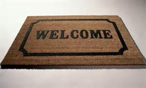 Welcome Mat Welcome Mat The Walking Dead Cast