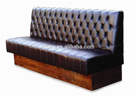 booth bench alime leather booth seating sofa bench restaurant furniture buy restaurant booth