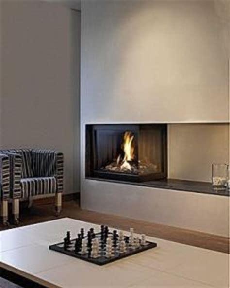 modern design idea for two sided corner fireplace living corner fireplace front hall pinterest corner