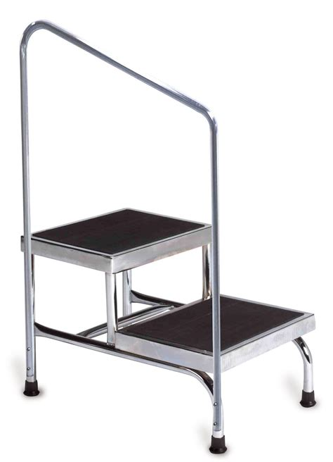 Bariatric Step Stool by Techno Aide Bariatric Step Stool