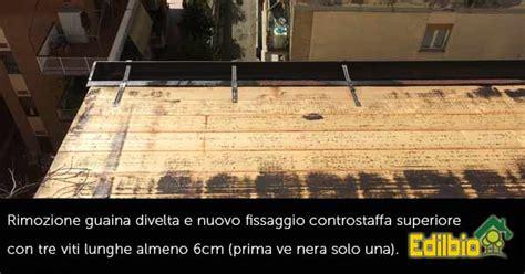tettoie roma edilbio intervento riparazione guaina tettoia roma