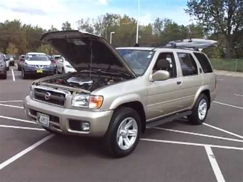 Luther Kia Nissan 2002 Pathfinder Le Clean Shown By Chad Luther